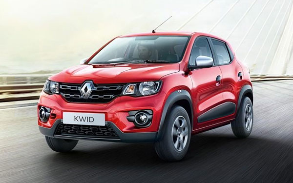 The Renault Kwid - Look Cool!