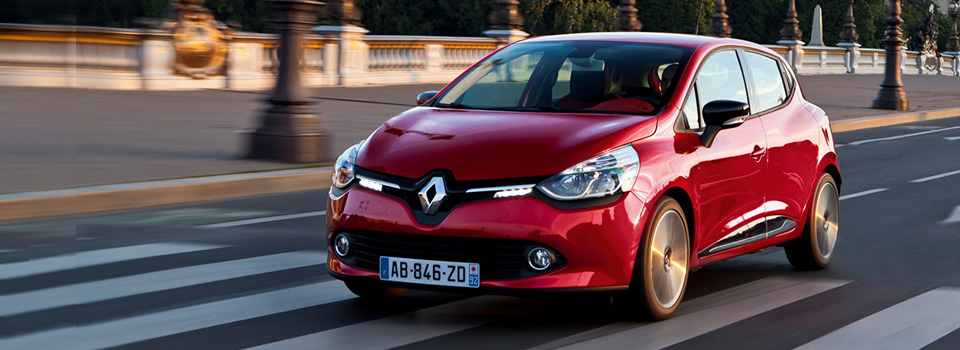 2017 Renault Clio. Price from R 205,900