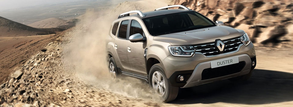 The Renault Duster