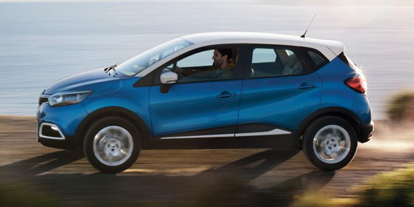 2016 Renault Captur in South Africa