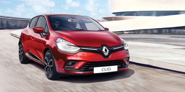 2016 Renault Clio in South Africa
