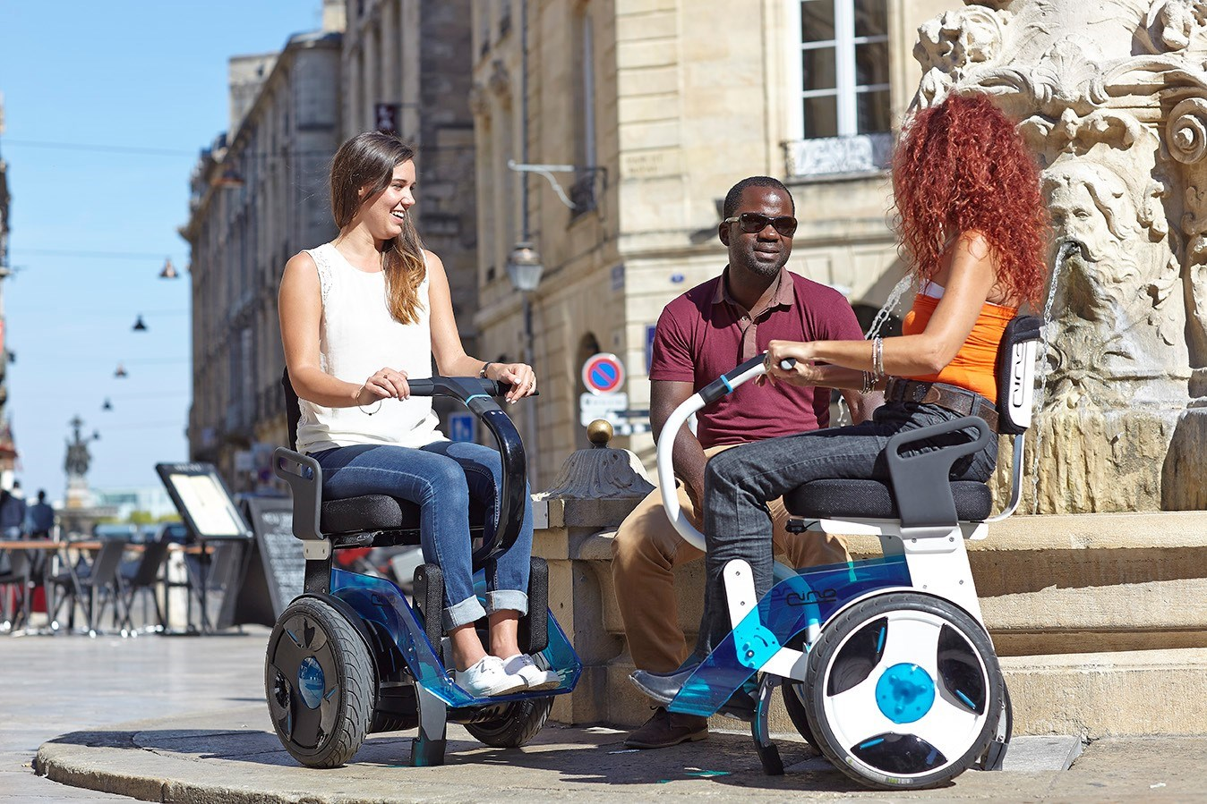 Nino Robotic Wheelchairs