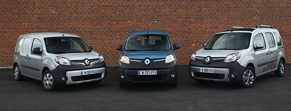 The Renault Kangoo