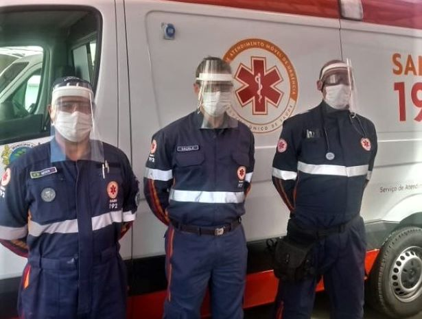 EMTs with Visors Printed By Renault