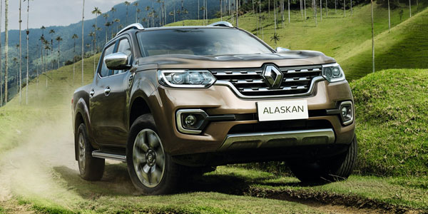 4wd Renault Alaskan To Launch In Sa In 2018