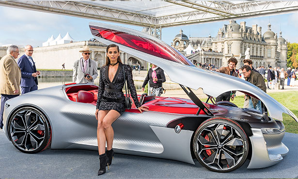 auto expo 2018 renault f1 and ev to take centre stage. Black Bedroom Furniture Sets. Home Design Ideas