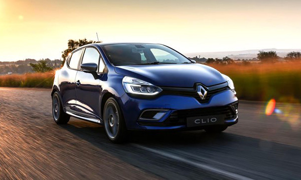 The Renault Clio GT-Line