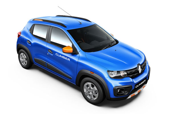Renault Kwid Climber Hits The Road