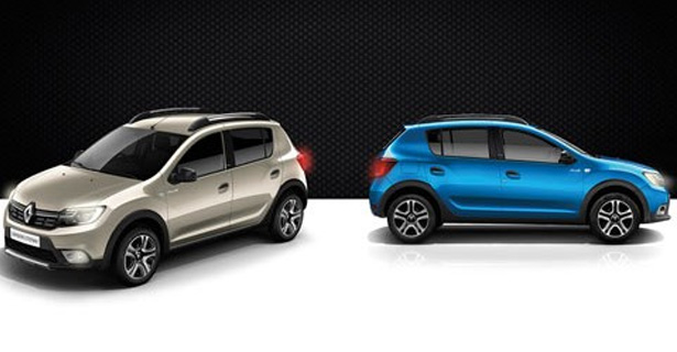 New Renault Sandero Stepway Plus