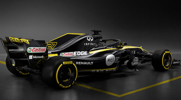 The Renault R.S. 18