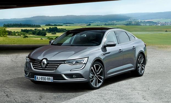 The Renault Talisman is Coming