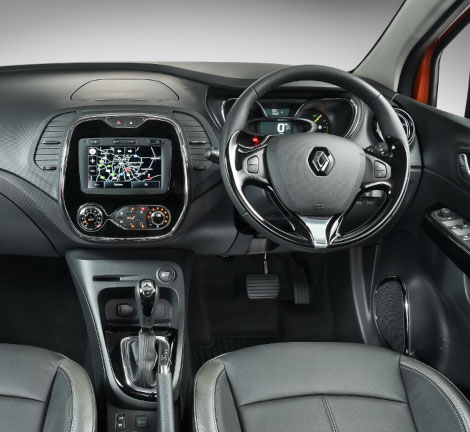 Renault Captur Accessories