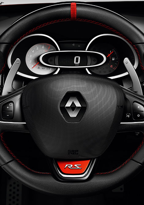 2018 renault clio rs fun from start to finish. Black Bedroom Furniture Sets. Home Design Ideas