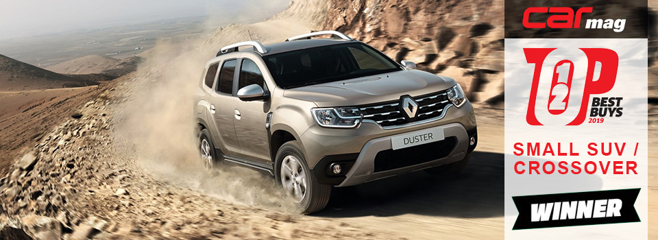 Renault Duster | Get Price, Review, Engine Specs & More