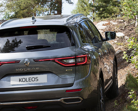 The New Renault Koleos Own This Luxury Suv Today