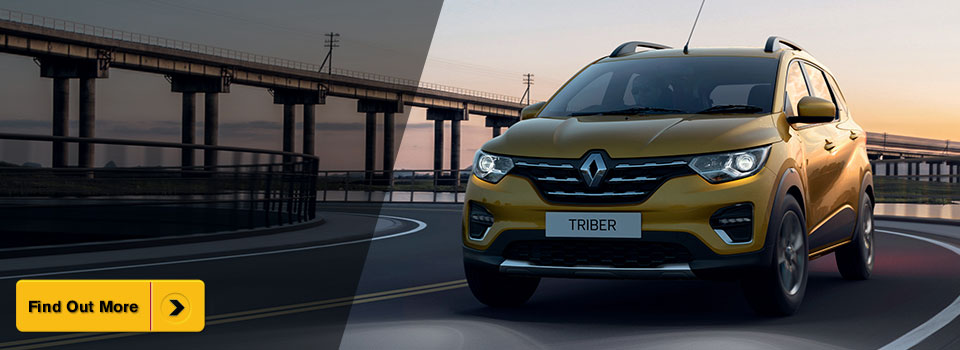 The Renault Triber